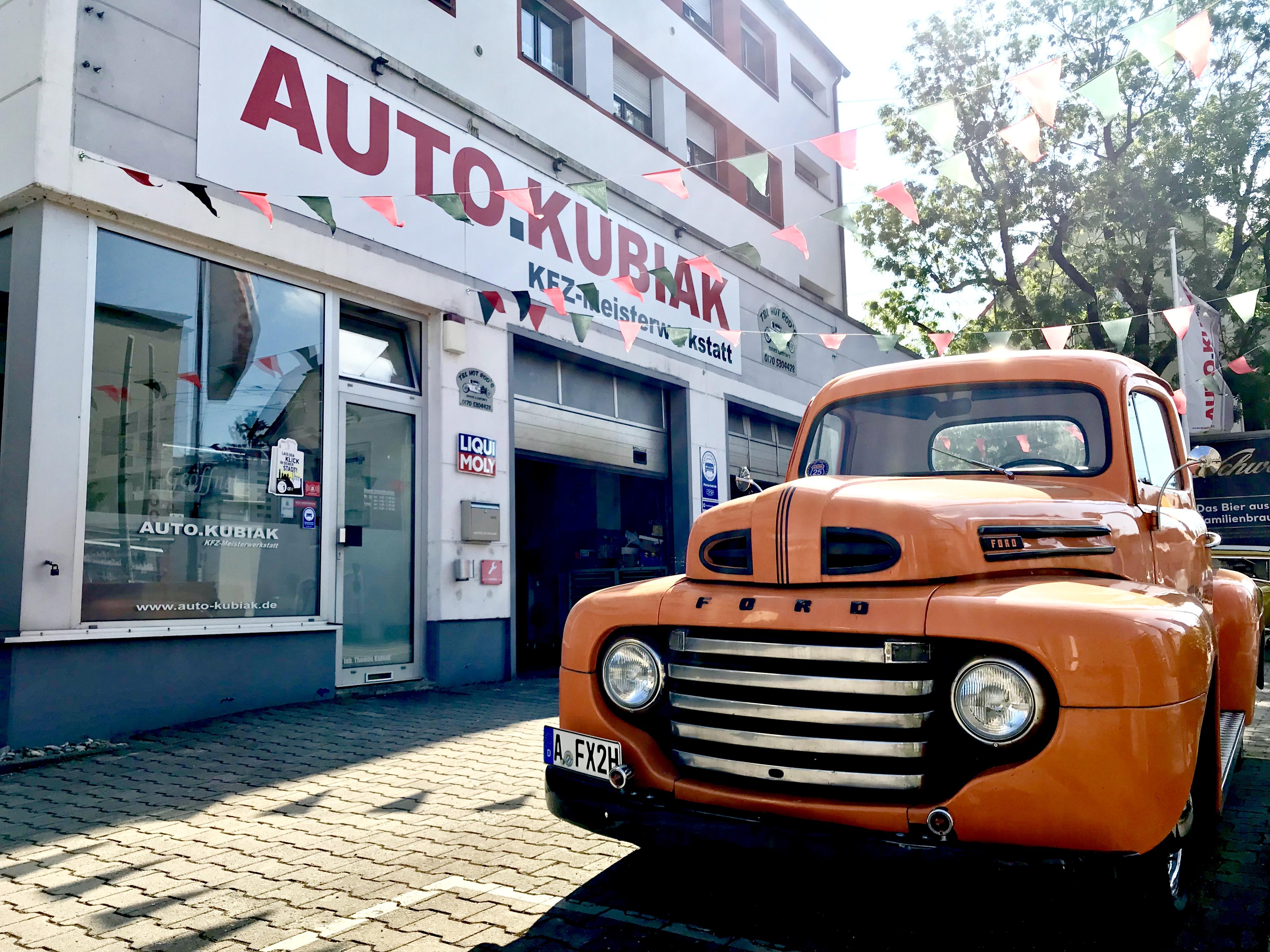 Auto Kubiak Augsburg